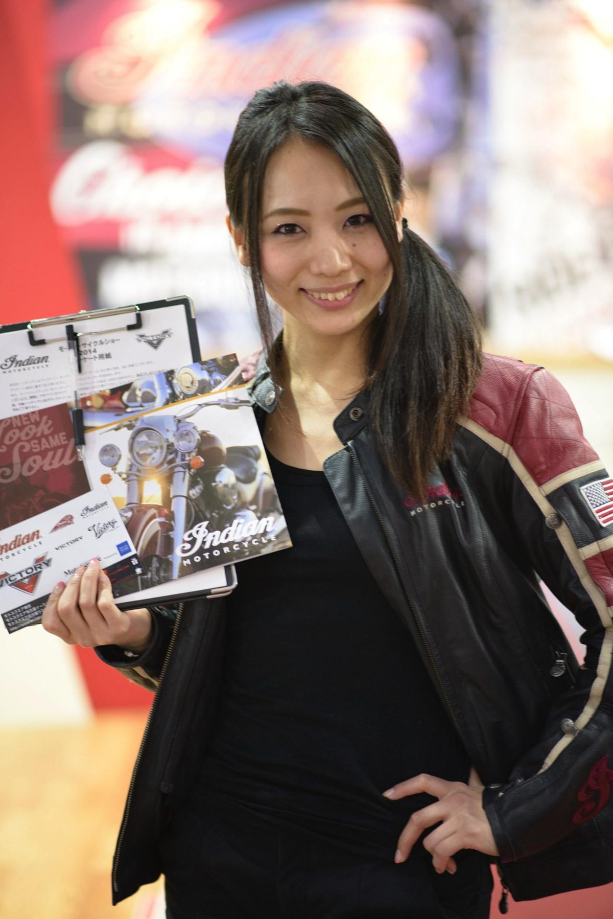 大阪モーターサイクルショー2014コンパニオン画像11