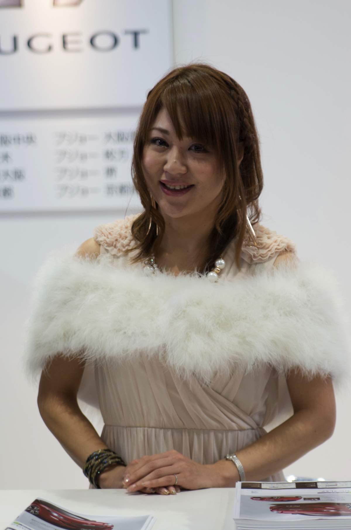 大阪モーターショー2013年3日目28