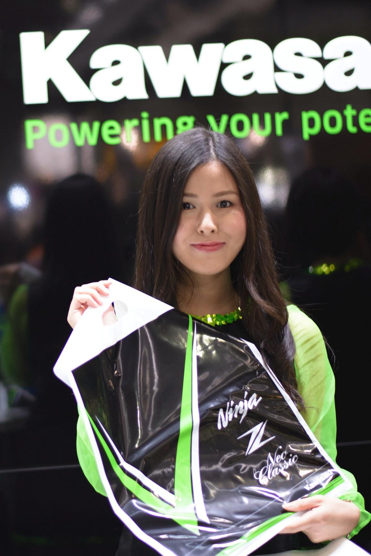 大阪モーターサイクルショー2014コンパニオン画像1