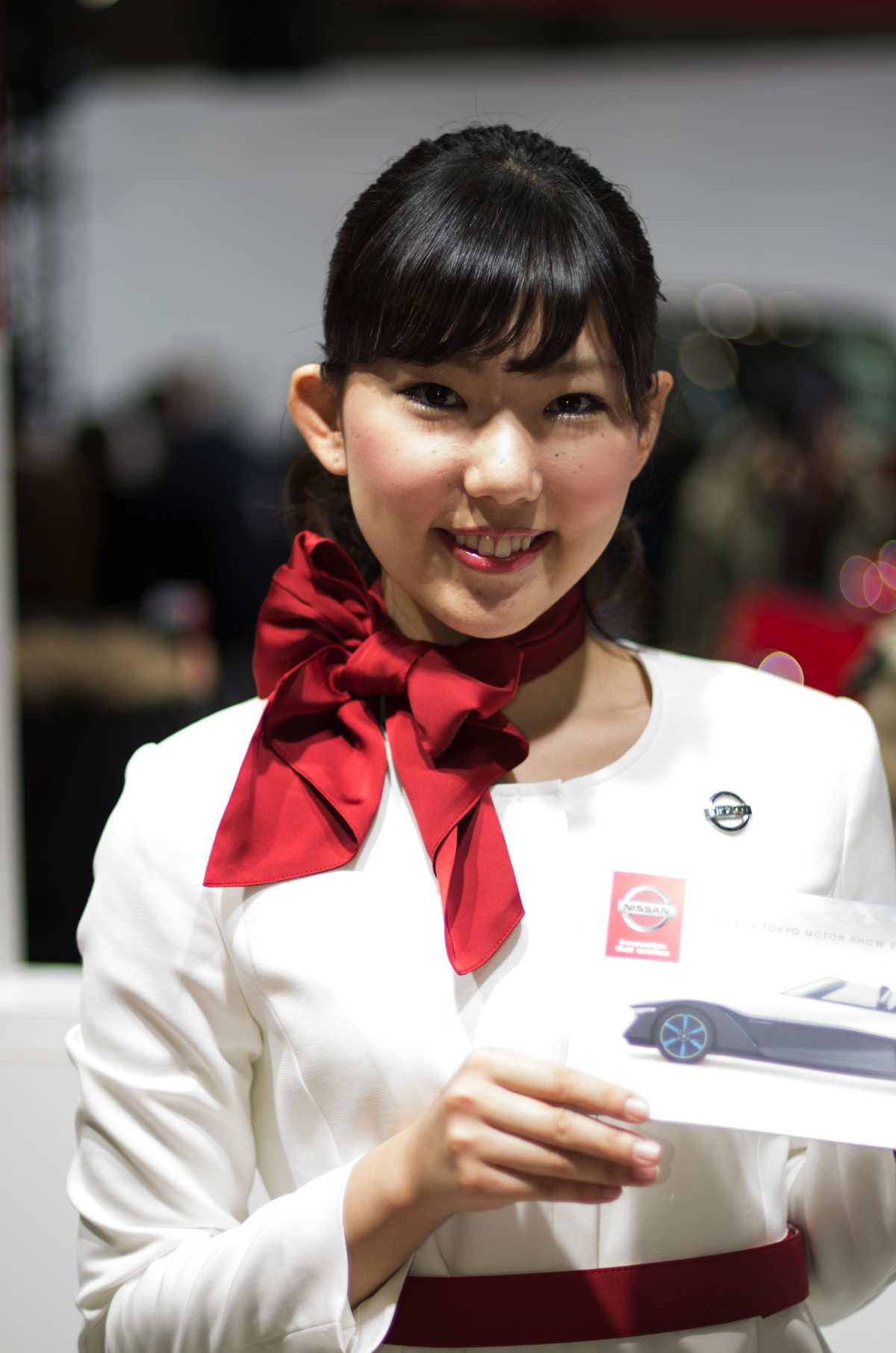 大阪モーターショー2013年4日目コンパニオン25