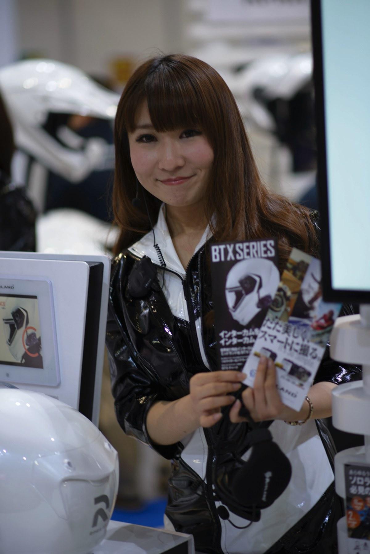 大阪モーターサイクルショー2014コンパニオン画像13