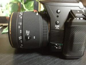 MACRO 50mmF2.8 EX DGK-30PENTAX横