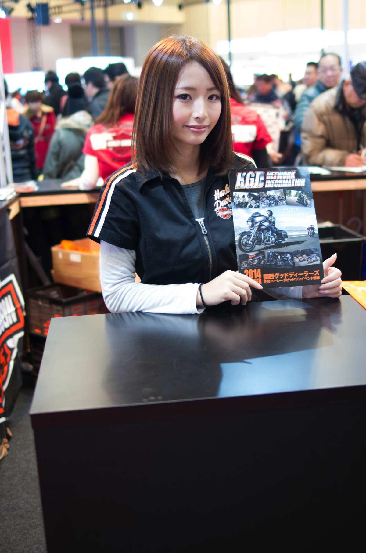 大阪モーターショー2013年4日目コンパニオン3