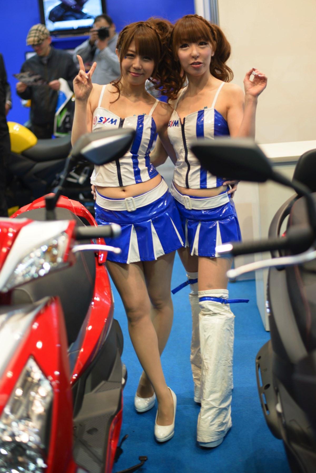大阪モーターサイクルショー2014コンパニオン画像28