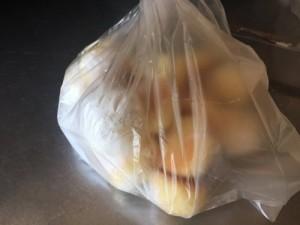 スノーボールクッキー作り方7
