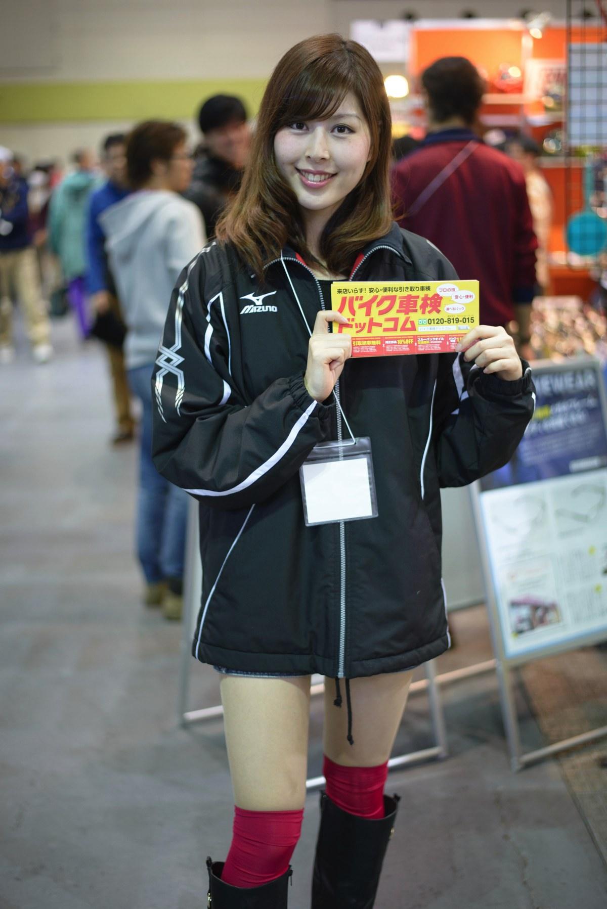 大阪モーターサイクルショー2014コンパニオン画像24
