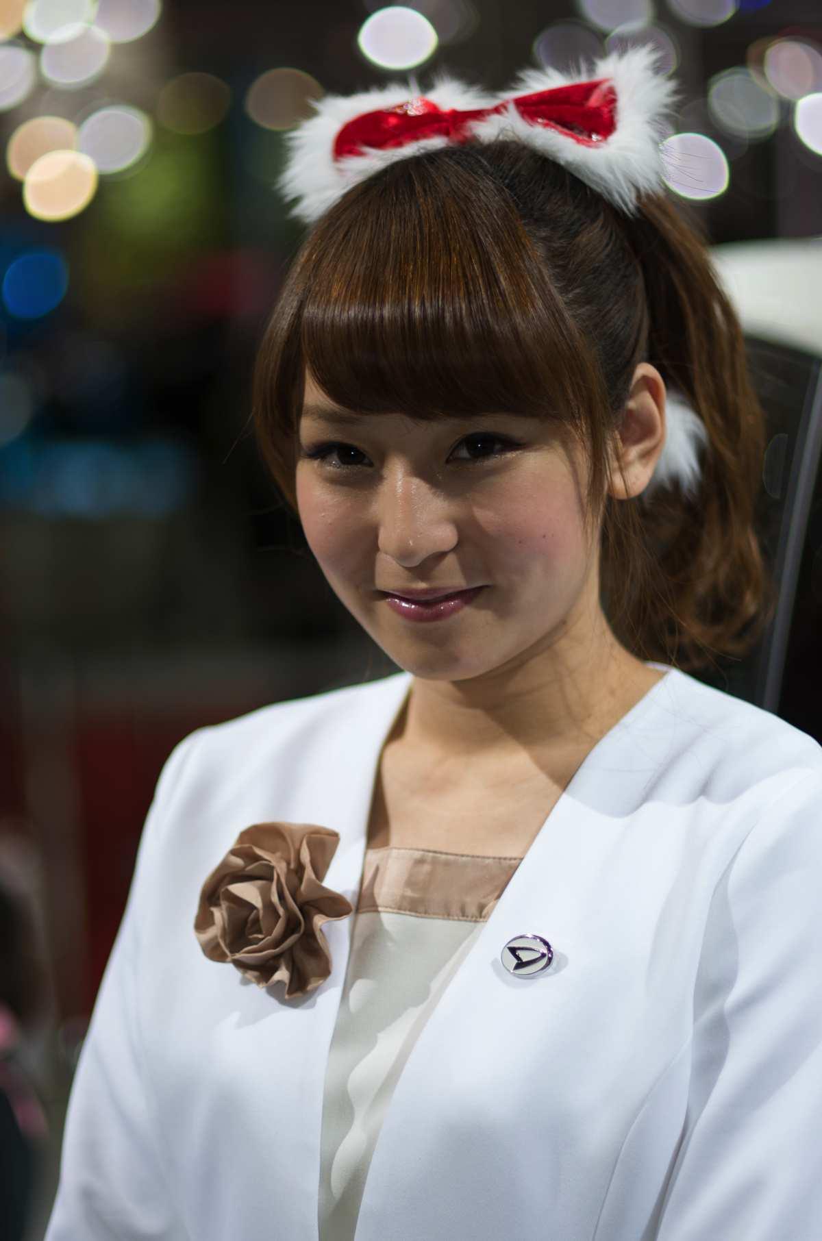 大阪モーターショー2013年4日目コンパニオン17