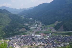 竹田城景色