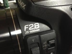 fz200レンズサイド