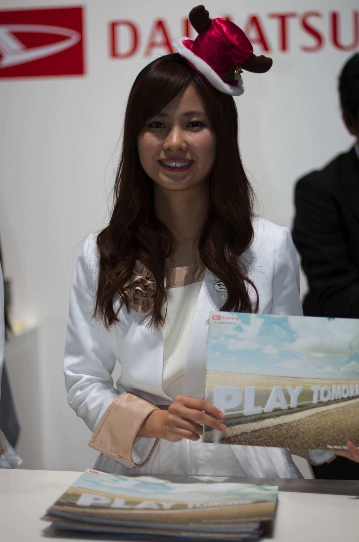 大阪モーターショー2013年4日目コンパニオン16