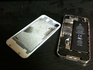 iPhoneおサイフ携帯組立