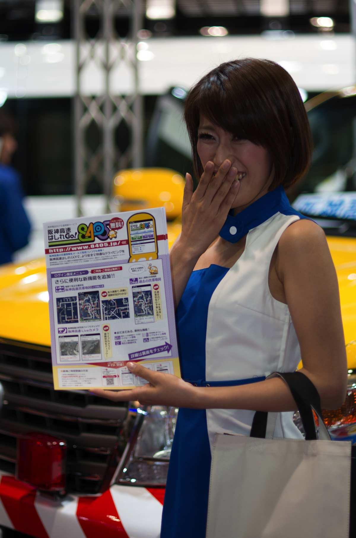 大阪モーターショー2013年4日目コンパニオン18
