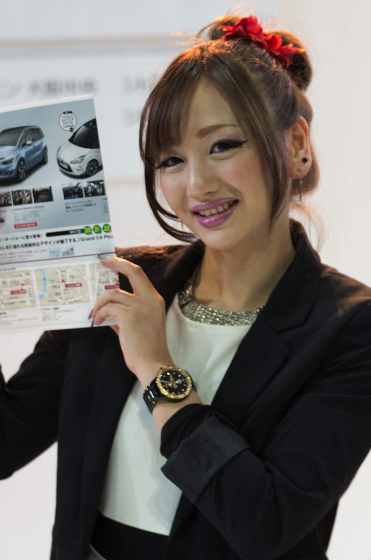 大阪モーターショー2013年3日目43