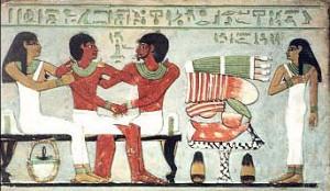 エジプトニンニク