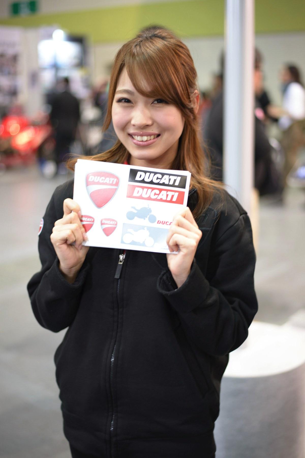 大阪モーターサイクルショー2014コンパニオン画像26