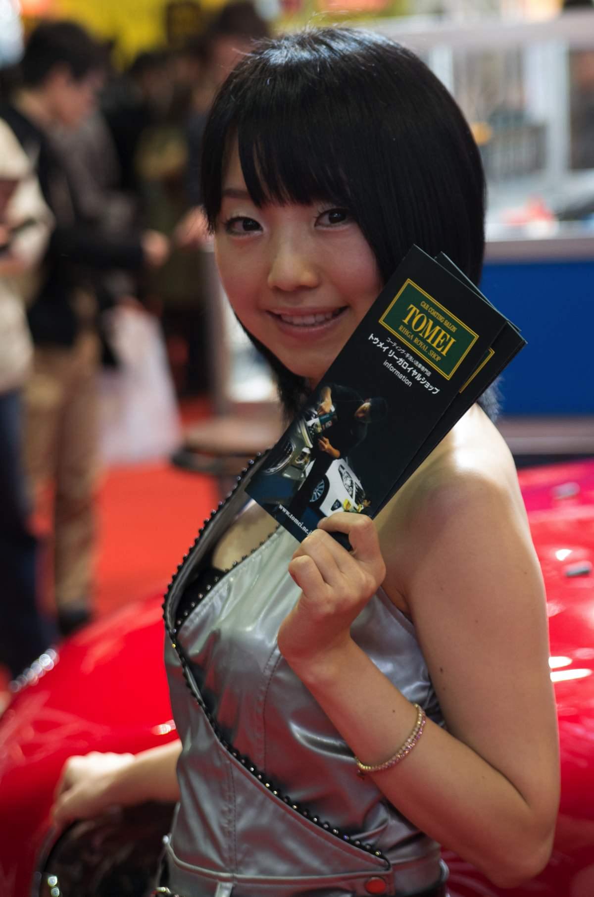大阪モーターショー2013年3日目41