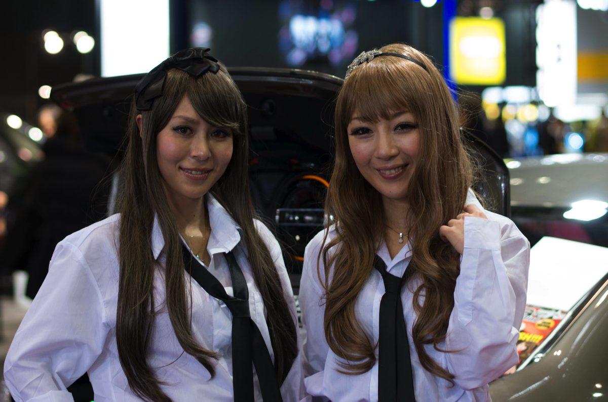 2014オートメッセ2日目コンパニオン4