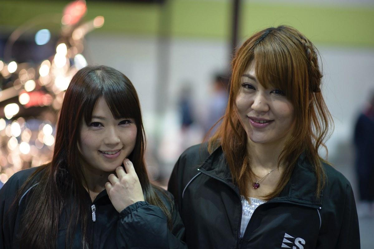 大阪モーターサイクルショー2014コンパニオン画像9