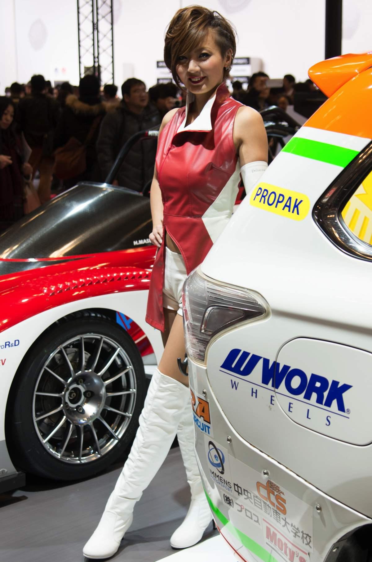 大阪モーターショー2013年3日目46