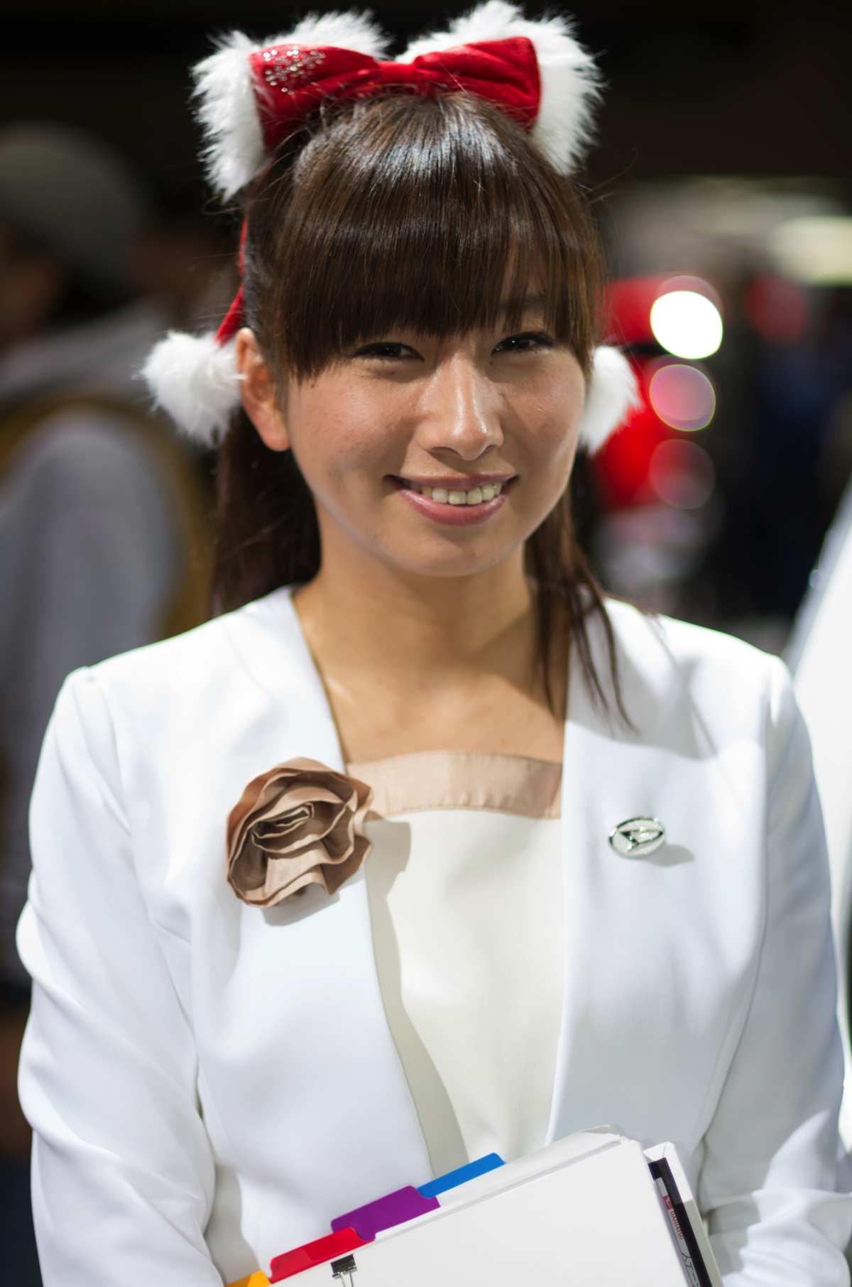 大阪モーターショー2013年4日目コンパニオン14