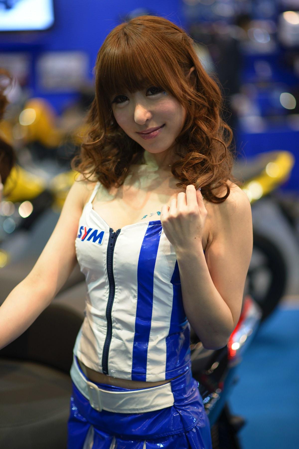 大阪モーターサイクルショー2014コンパニオン画像16