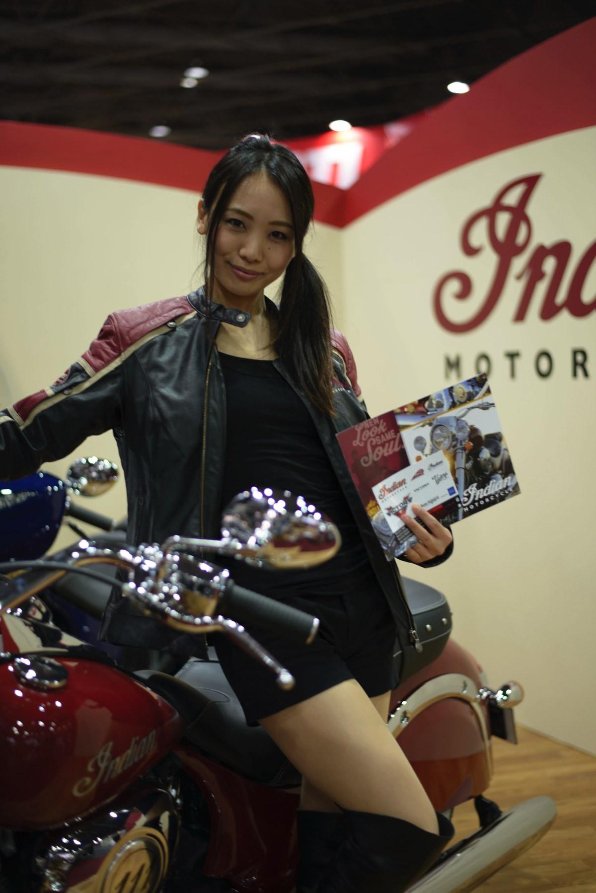 大阪モーターサイクルショー2014コンパニオン画像2