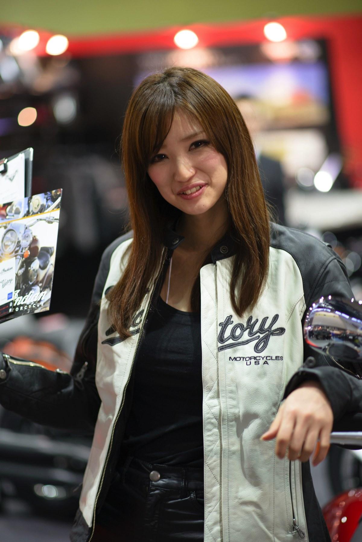 大阪モーターサイクルショー2014コンパニオン画像10