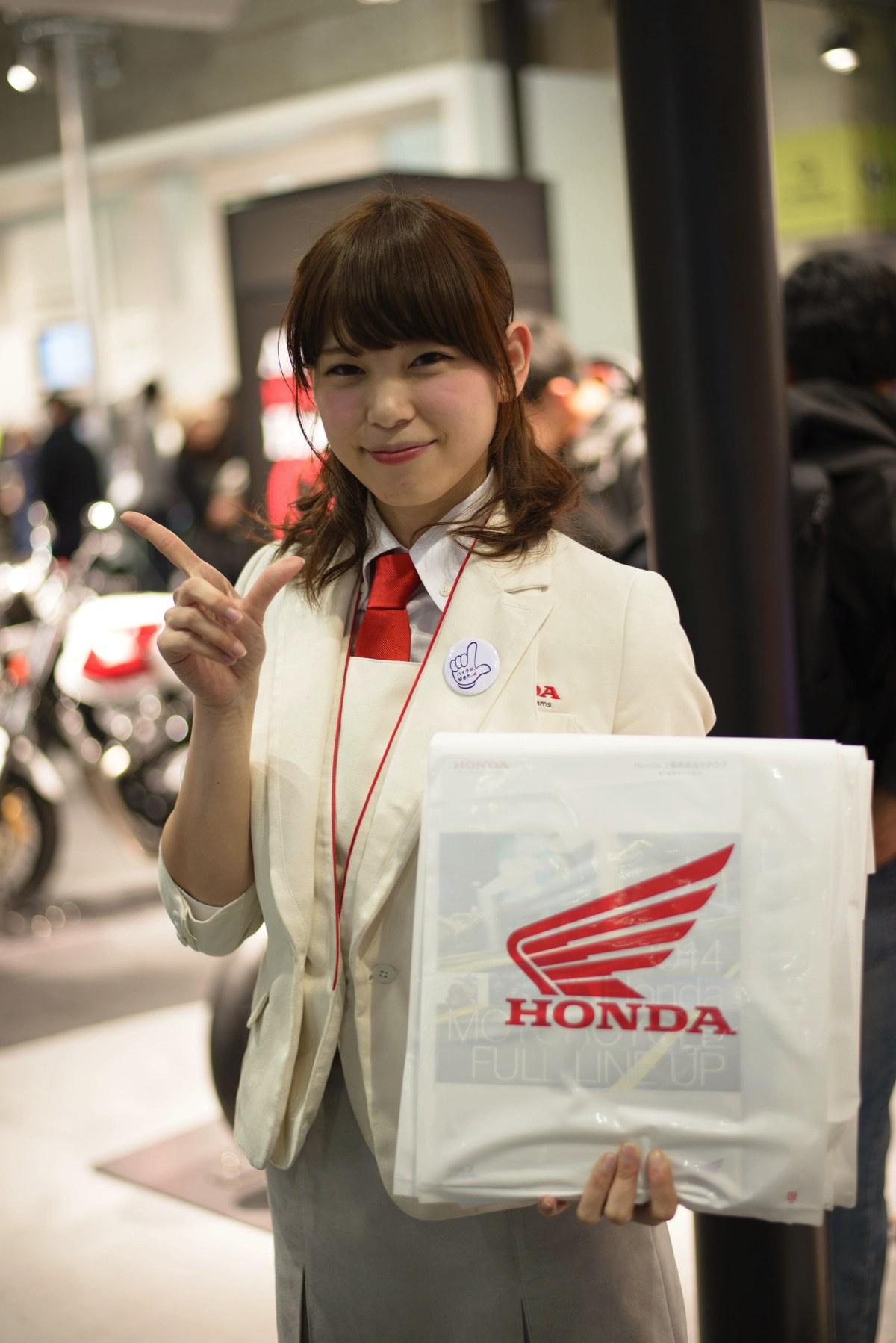 大阪モーターサイクルショー2014コンパニオン画像6