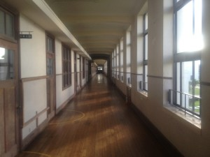 けいおん学校廊下