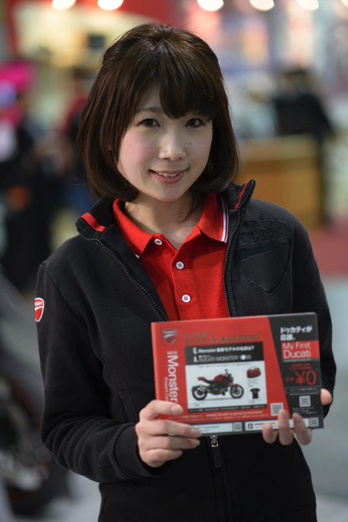 大阪モーターサイクルショー2014コンパニオン画像17