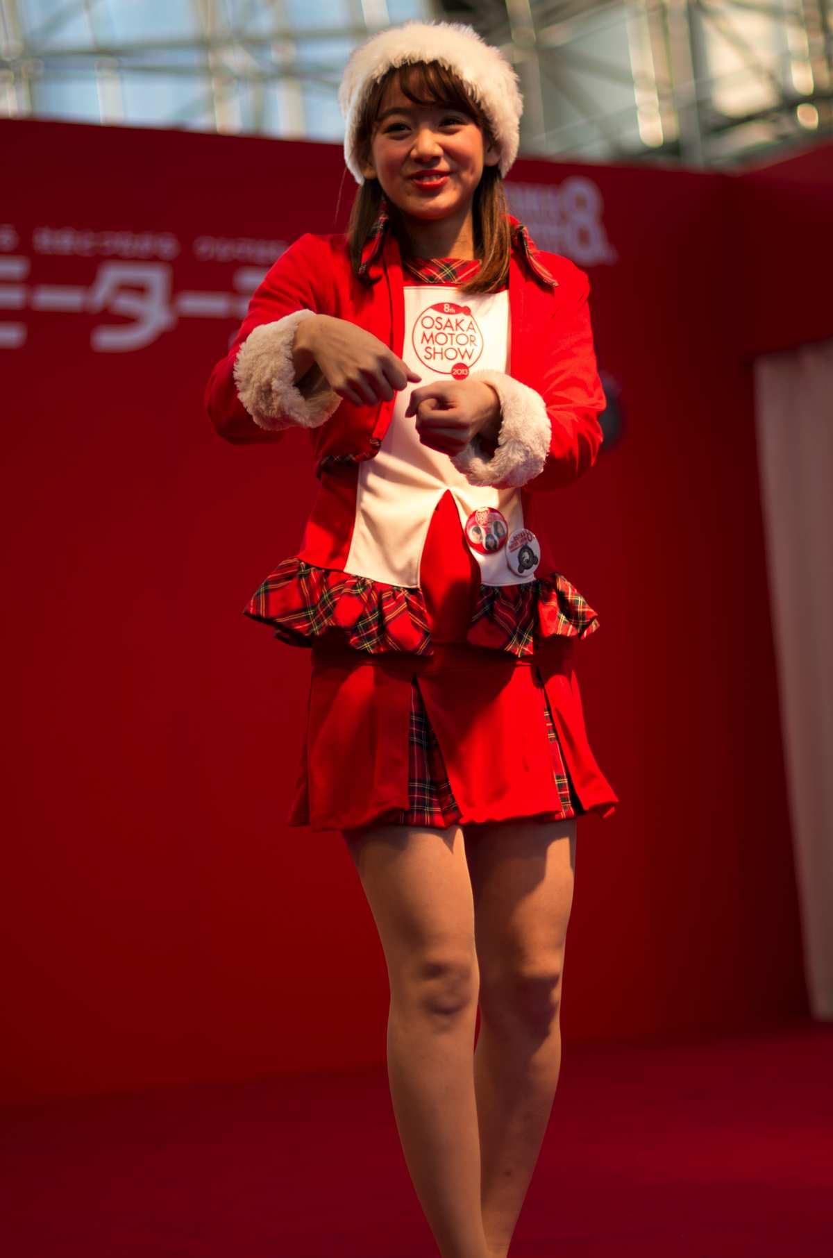 大阪モーターショー2013年4日目コンパニオン21