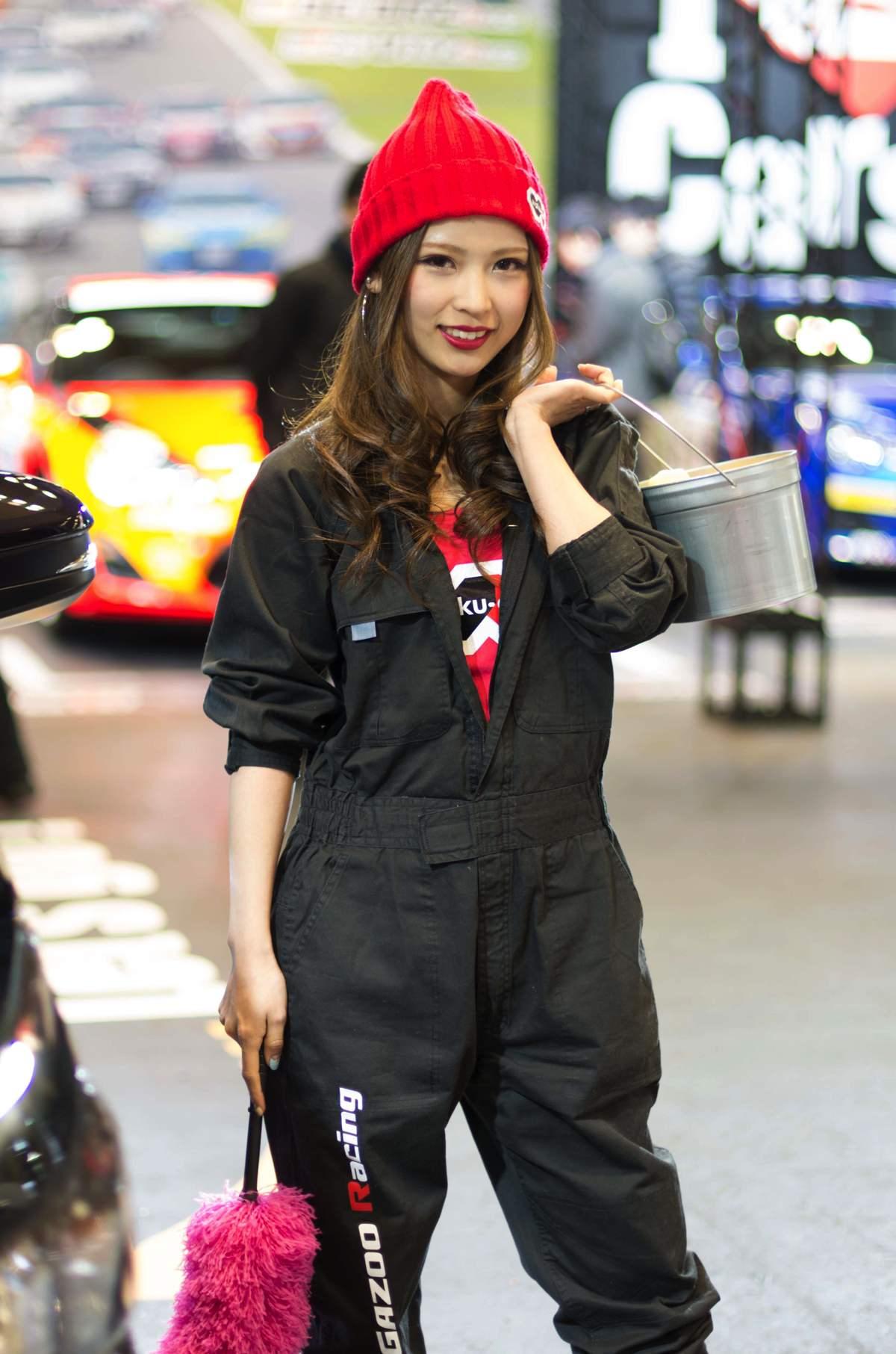 2014オートメッセ1日目コンパニオン6