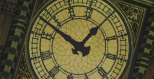 ベイカー街の亡霊時計