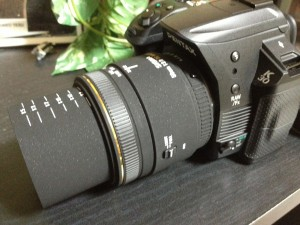 MACRO 50mmF2.8 EX DGK-30PENTAX伸ばす