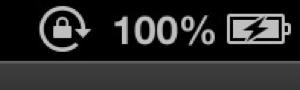 iPhone充電100